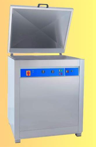 Lavatrici ad ultrasuoni digitali per elettronica e meccanica