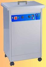 Coperchi ultrasuoni e vasche in acciaio inossidabile per lavare meglio e in sicurezza