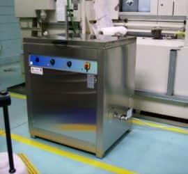 Lavatrici ultrasuoni per ogni lavorazione meccanica